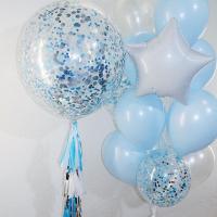 """Воздушные шары """"Лиловые сны"""""""