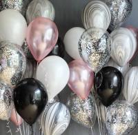 """Воздушные шары """"Роза"""""""