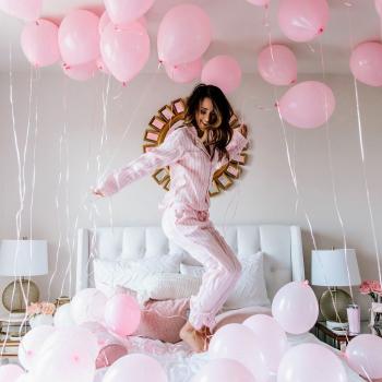 """Воздушные шары """"Утренний сюрприз"""""""