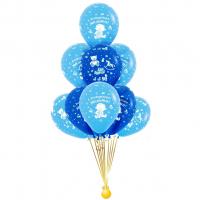 """Воздушные шары """"Спасибо за сына"""""""