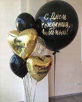 """Воздушные шары """"Впечатление"""""""