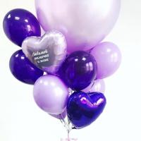 """Воздушные шары """"Любимой мамочке и жене"""""""