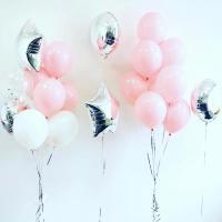 """Воздушные шары """"Утро принцессы"""""""