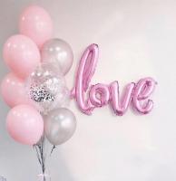 Воздушные шары «Такие разные чувства»