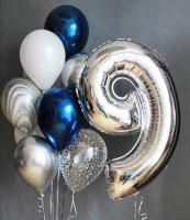 """Воздушные шары """"Изысканный"""""""