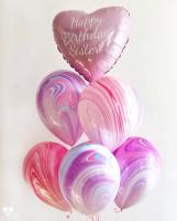 """Воздушные шары """"Для сестры"""""""