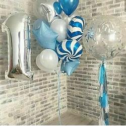 """Воздушные шары """"Поздравляем, Малыша!"""""""