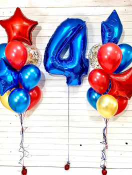 """Воздушные шары """"№ 40"""""""