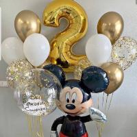 """Воздушные шары """"Привет от Микки"""""""