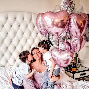 """Воздушные шары """"Для мамы"""""""