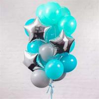 """Воздушные шары """"Голубое небо"""""""