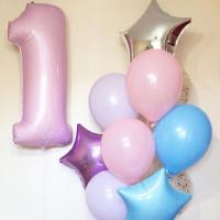 """Воздушные шары """"Годовасие"""""""