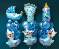 """Воздушные шары """"На выписку №3"""""""