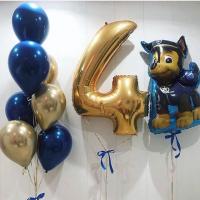 """Воздушные шары """" Чейз 4"""""""