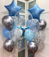 """Воздушные шары """"Blue"""""""