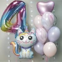 """Воздушные шары """"Котёнок"""""""
