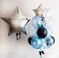 """Воздушные шары """"Звездное небо"""""""