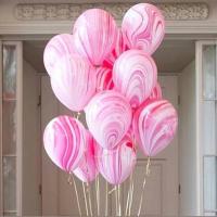 """Воздушные шары """"Яркий розовый"""""""