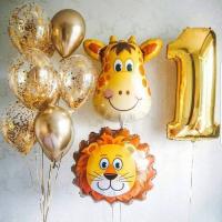 """Воздушные шары """"Африка"""""""
