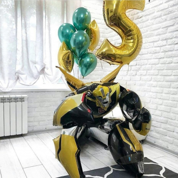 """Воздушные шары """"Трансформер"""""""