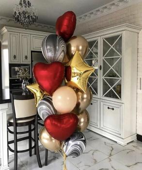 """Воздушные шары """"Модный"""""""