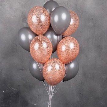 """Воздушные шары """"Графит"""""""