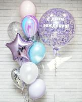 """Воздушные шары """"Интересный"""""""