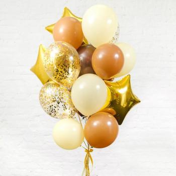 """Воздушные шары """"Карамель"""""""