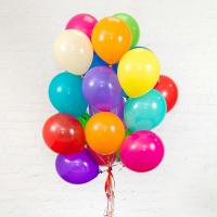 """Воздушные шары """"под потолок"""""""