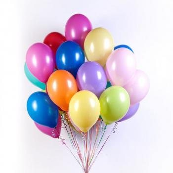 """Воздушные шары """"Ассорти из 25 шт."""""""