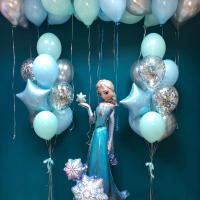 """Воздушные шары """"Принцесса Эльза"""""""