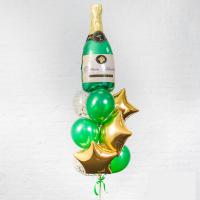 """Воздушные шары """"Шампанское"""""""