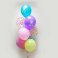 """Воздушные шары """"Модные куколки"""""""