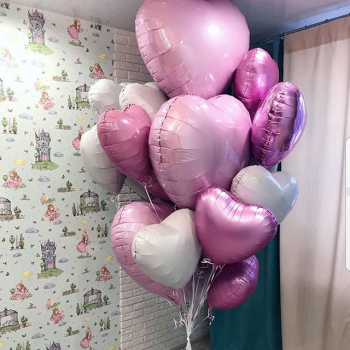 """Воздушные шары """"С любовью"""""""