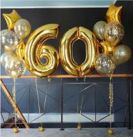 """Воздушные шары """"60"""""""