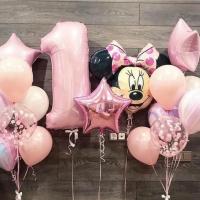 """Воздушные шары """"Минни Маус 4"""""""