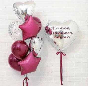 """Воздушные шары """"МАМЕ 2"""""""