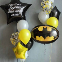 "Воздушные шары ""Бэтмен 01"""