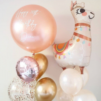 "Воздушные шары ""Лама"""