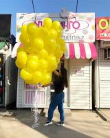 """Воздушные шары """"Желтый"""""""
