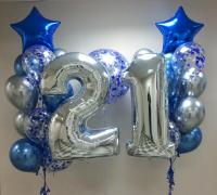 """Воздушные шары """"№5"""""""