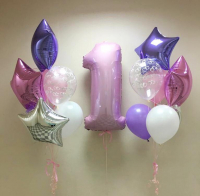 """Воздушные шары """"№ 8"""""""