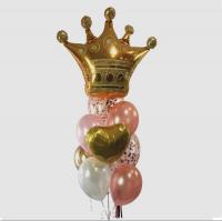 """Воздушные шары """"Королева"""""""