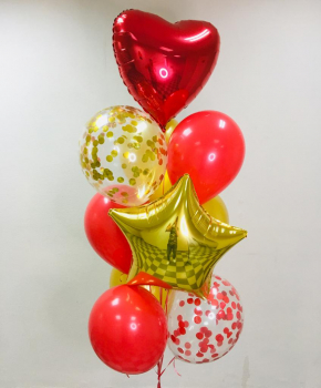 """Воздушные шары """"№17"""""""