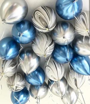 """Воздушные шары """"Ирис"""""""
