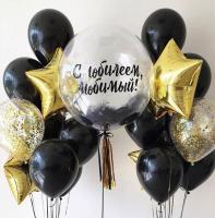 """Воздушные шары """"Счастье"""""""